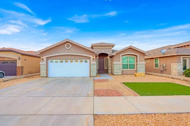 3151 Red Velvet Place, El Paso, TX 79938 (MLS #853770) :: Mario Ayala Real Estate Group