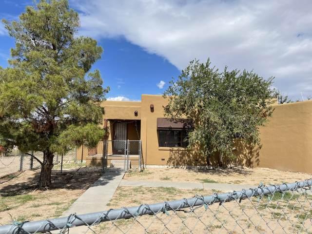 7431 Rose Circle, El Paso, TX 79915 (MLS #853771) :: The Matt Rice Group
