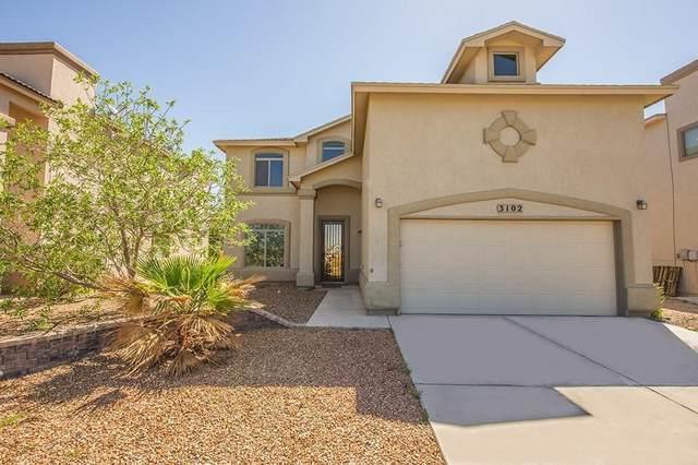 3102 Hidden Creek Drive, El Paso, TX 79938 (MLS #853779) :: Mario Ayala Real Estate Group