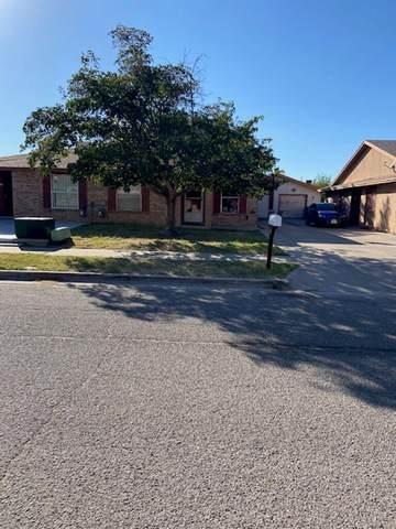 3425 Risner Place B, El Paso, TX 79936 (MLS #853781) :: The Matt Rice Group