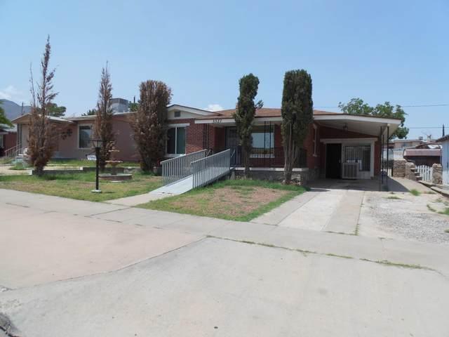 3327 Jackson Avenue, El Paso, TX 79930 (MLS #853783) :: Mario Ayala Real Estate Group