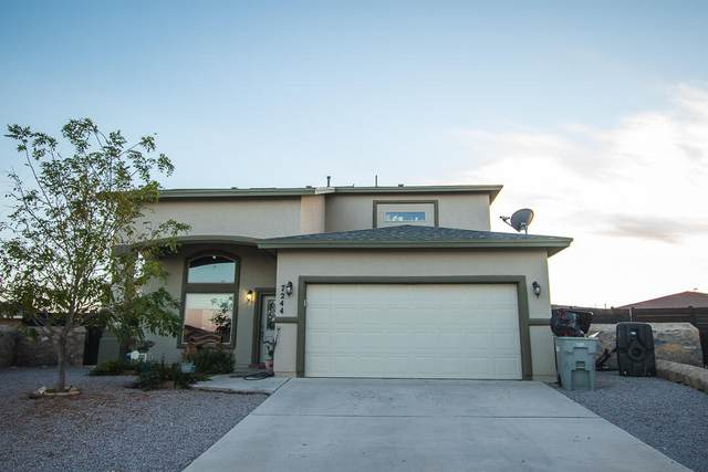 7244 Turtle Creek Court, El Paso, TX 79934 (MLS #853785) :: The Matt Rice Group