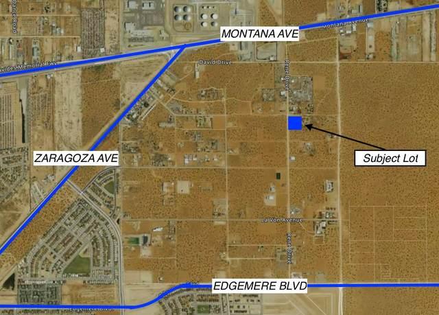TBD Hill Crest Estates Lot 112, El Paso, TX 79938 (MLS #853786) :: The Matt Rice Group