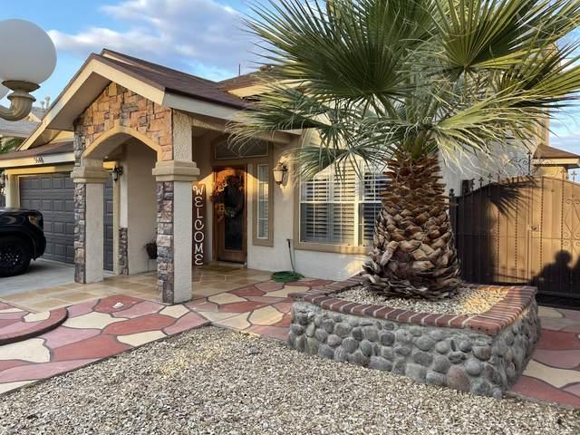3640 Alline Place, El Paso, TX 79936 (MLS #853790) :: Mario Ayala Real Estate Group