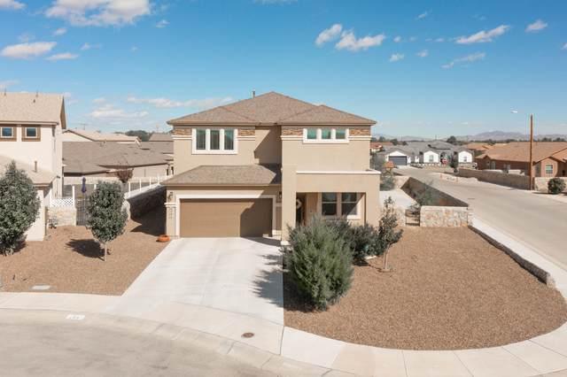 6461 Villaggio Drive, El Paso, TX 79932 (MLS #853793) :: The Matt Rice Group