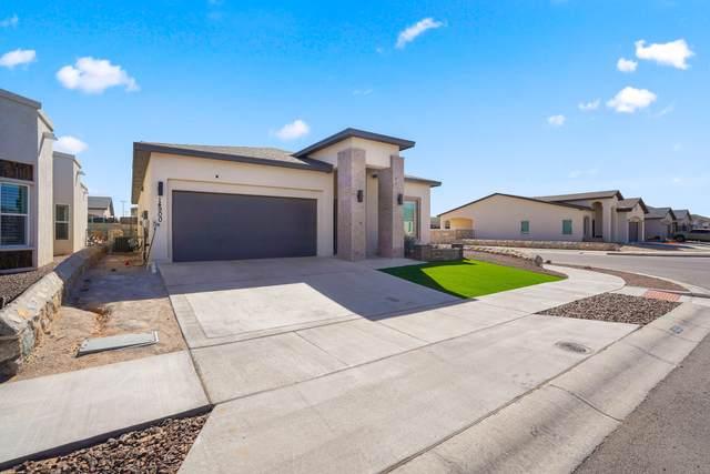 14900 Tierra Escape Avenue, El Paso, TX 79938 (MLS #853794) :: The Matt Rice Group