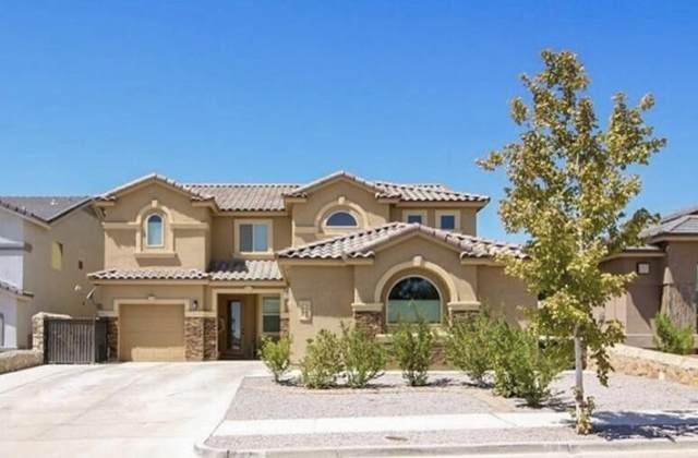 425 Chandelier Road, El Paso, TX 79928 (MLS #853803) :: Summus Realty