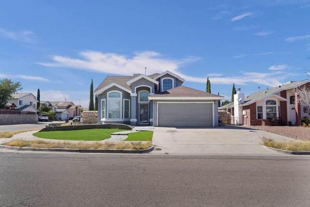 3049 Tierra Humeda Drive, El Paso, TX 79938 (MLS #853806) :: Mario Ayala Real Estate Group