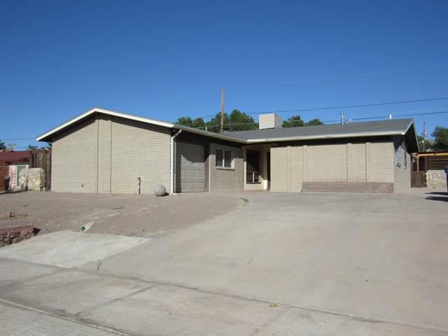 324 Rio Tinto Drive, El Paso, TX 79912 (MLS #853807) :: Jackie Stevens Real Estate Group