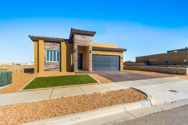 3120 Mocha Freeze, El Paso, TX 79938 (MLS #853809) :: Mario Ayala Real Estate Group