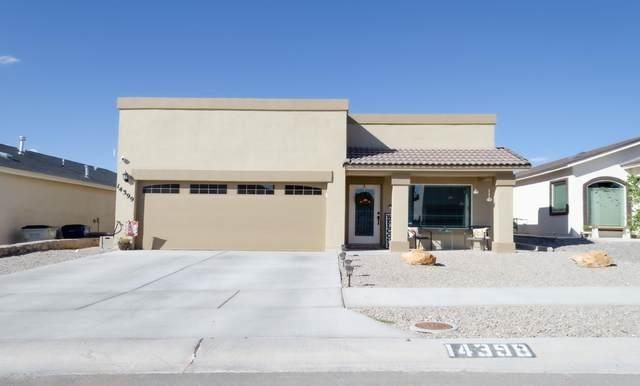 14399 Aria Lopez Drive, El Paso, TX 79938 (MLS #853811) :: Mario Ayala Real Estate Group