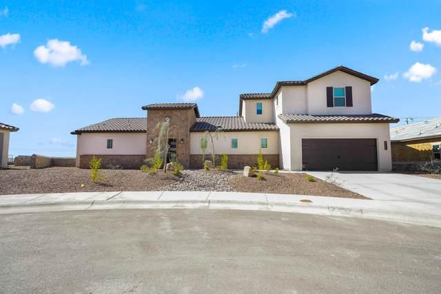 2324 Kolt Court, El Paso, TX 79911 (MLS #853812) :: The Matt Rice Group