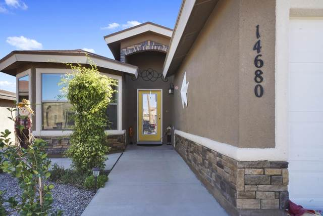 14680 Jesus Almeida, El Paso, TX 79938 (MLS #853831) :: Mario Ayala Real Estate Group