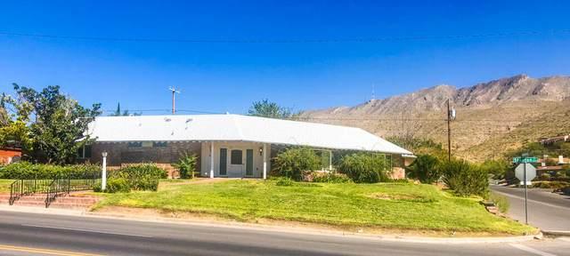 4000 N Stanton Street, El Paso, TX 79902 (MLS #853836) :: Mario Ayala Real Estate Group