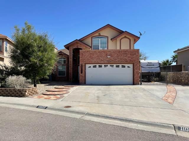 11020 Duster Drive, El Paso, TX 79934 (MLS #853838) :: Mario Ayala Real Estate Group