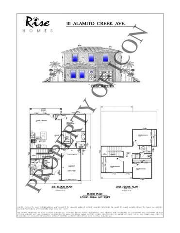 111 Alamito Creek Avenue, Clint, TX 79836 (MLS #853843) :: Preferred Closing Specialists