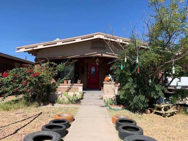 2115 Yandell Drive, El Paso, TX 79903 (MLS #853844) :: Mario Ayala Real Estate Group