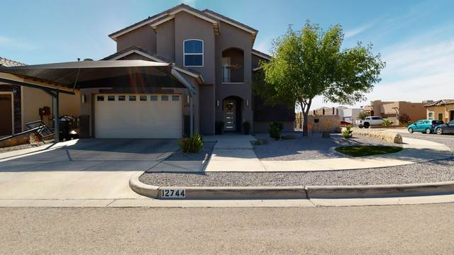 12744 Midland Court, El Paso, TX 79928 (MLS #853845) :: Mario Ayala Real Estate Group