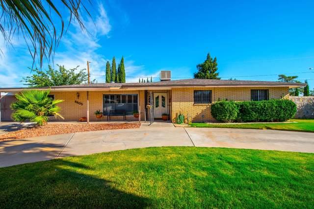8605 Basil Court, El Paso, TX 79925 (MLS #853846) :: Mario Ayala Real Estate Group