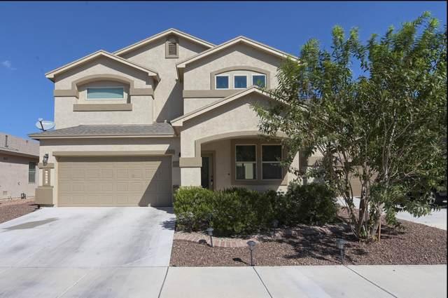 14361 George Campbell Court, El Paso, TX 79938 (MLS #853851) :: Mario Ayala Real Estate Group