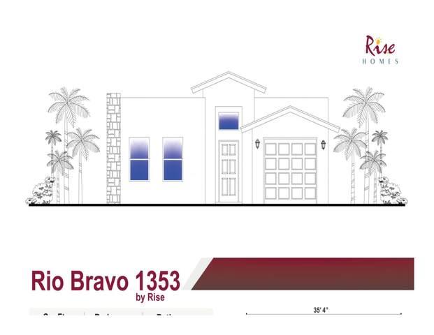 121 Alamito Creek Avenue, Clint, TX 79836 (MLS #853854) :: Mario Ayala Real Estate Group