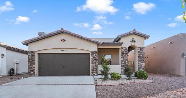 13534 Hazelwood Street, Horizon City, TX 79928 (MLS #853859) :: Summus Realty