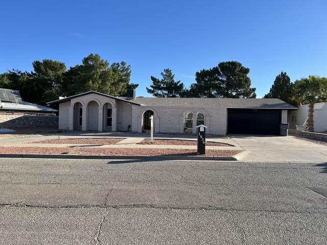 1836 Tom Bolt Drive, El Paso, TX 79936 (MLS #853860) :: The Matt Rice Group