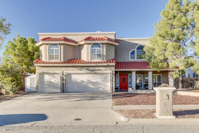 6569 Brisa Del Mar Drive, El Paso, TX 79912 (MLS #853863) :: Preferred Closing Specialists