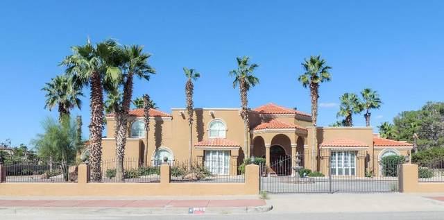 12105 Double Jay Drive, El Paso, TX 79936 (MLS #853865) :: Mario Ayala Real Estate Group