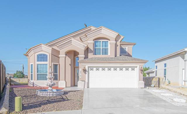 14010 Tierra Yukon Lane, El Paso, TX 79938 (MLS #853866) :: Mario Ayala Real Estate Group