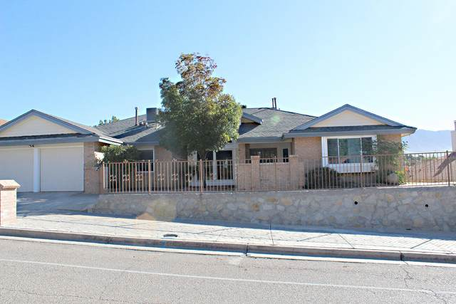 716 Cheltenham Drive, El Paso, TX 79912 (MLS #853871) :: Mario Ayala Real Estate Group