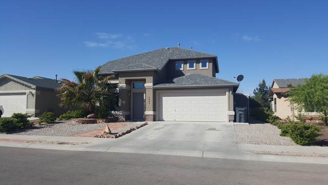 3245 Bell Point Drive, El Paso, TX 79938 (MLS #853877) :: Mario Ayala Real Estate Group