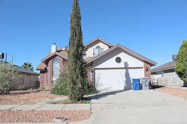1121 Sun Shadow Drive, El Paso, TX 79912 (MLS #853879) :: Jackie Stevens Real Estate Group