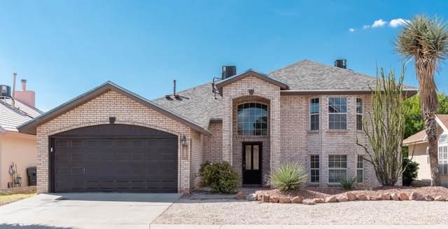 1921 Thunder Ridge Drive, El Paso, TX 79938 (MLS #853883) :: Mario Ayala Real Estate Group