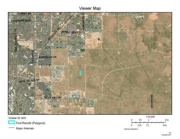 TBD Section 11, El Paso, TX 79928 (MLS #853888) :: Preferred Closing Specialists