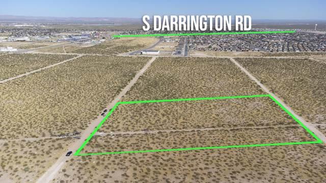 TBD Tbd, Horizon City, TX 79928 (MLS #853889) :: Preferred Closing Specialists