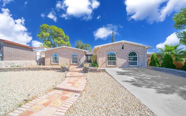 7035 Glendora Lane, El Paso, TX 79912 (MLS #853893) :: Mario Ayala Real Estate Group