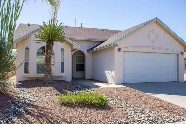 7108 Tierra Roja Street, El Paso, TX 79912 (MLS #853899) :: Mario Ayala Real Estate Group