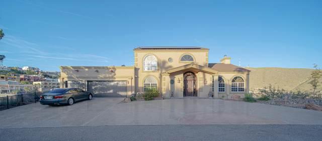20 Lone Crest Drive, El Paso, TX 79902 (MLS #853905) :: Mario Ayala Real Estate Group