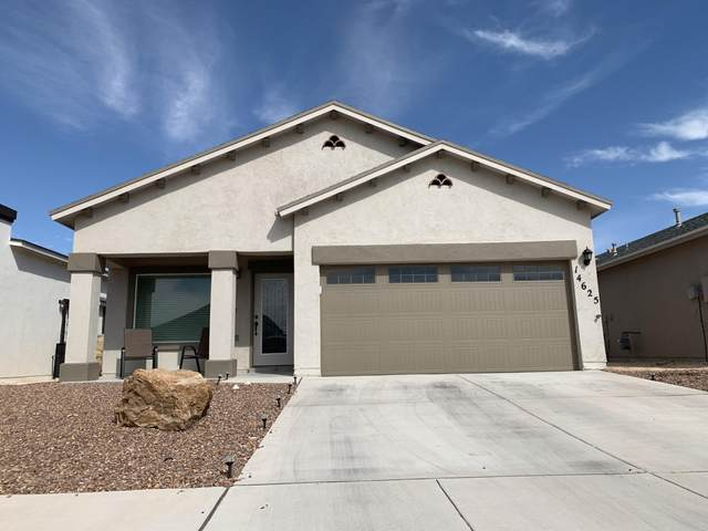 14625 Ericka Santillana, El Paso, TX 79938 (MLS #853906) :: Mario Ayala Real Estate Group