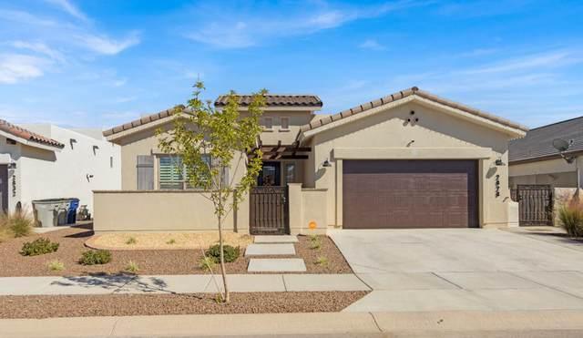 2828 Tierra De Moyo Place, El Paso, TX 79938 (MLS #853911) :: Mario Ayala Real Estate Group