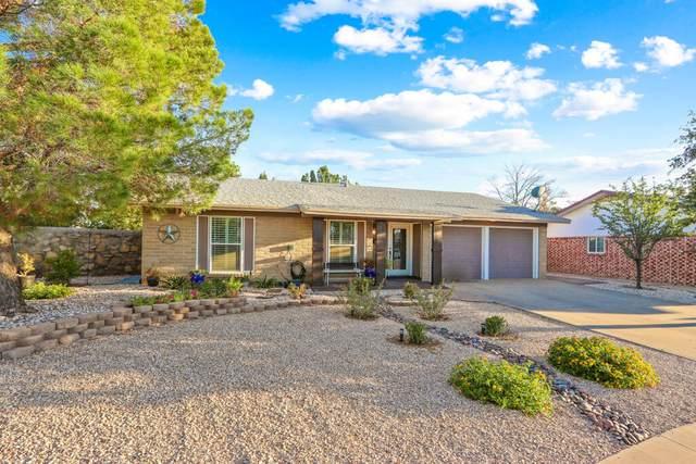 3564 Breckenridge Drive, El Paso, TX 79936 (MLS #853913) :: Mario Ayala Real Estate Group
