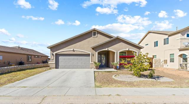 261 Flor Azucena Drive, Socorro, TX 79927 (MLS #853917) :: Preferred Closing Specialists