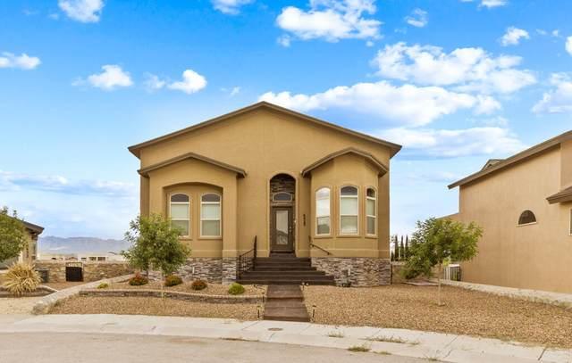 6428 Sara Beth Place, El Paso, TX 79932 (MLS #853918) :: Preferred Closing Specialists