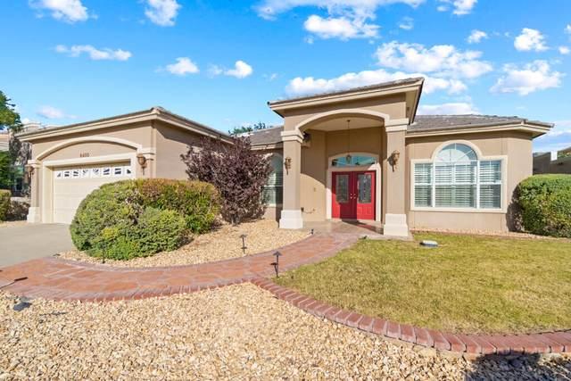 6400 Franklin Crest Drive, El Paso, TX 79912 (MLS #853921) :: Mario Ayala Real Estate Group