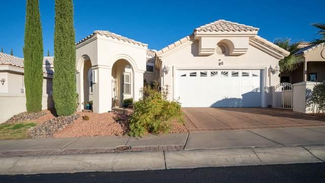 1605 Via Appia Street, El Paso, TX 79912 (MLS #853930) :: Mario Ayala Real Estate Group