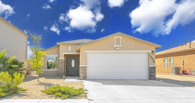 12836 Cruiser Court, El Paso, TX 79928 (MLS #853931) :: Mario Ayala Real Estate Group