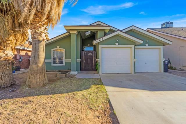 11976 Waterside Drive, El Paso, TX 79936 (MLS #853938) :: Mario Ayala Real Estate Group