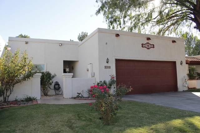 115 Casas Bellas, Santa Teresa, NM 88008 (MLS #853940) :: Preferred Closing Specialists