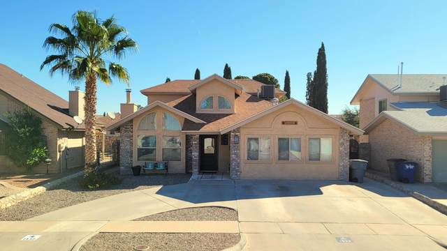 1532 Kolliker Drive, El Paso, TX 79936 (MLS #853944) :: Mario Ayala Real Estate Group